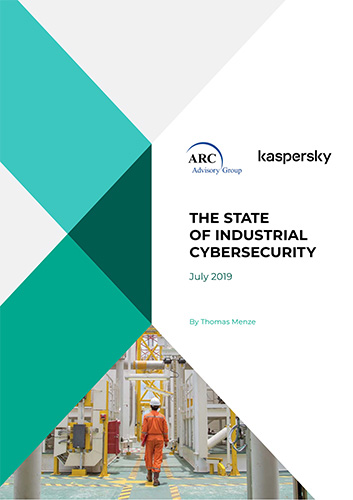 The State of Industrial Cybersecurity 2019
